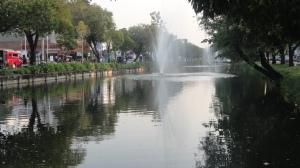 Foso de Chiang Mai