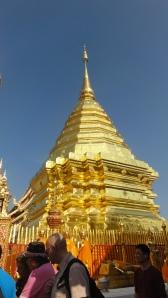 Pagoda de Wat Doi Suthep