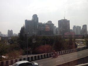 smog en bangkok