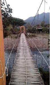 Puente colgante Pai Park