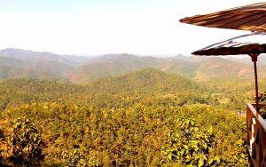 Frontera de Tailandia con Myanmar