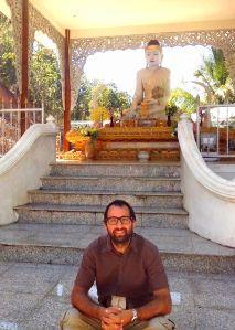 Buda sentado de Wat Phra That Doi Kong Mu