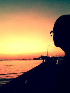 Puesta de sol desde Koh Loi
