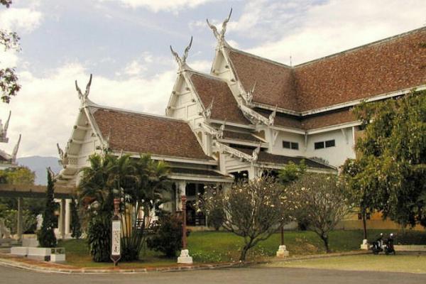 Museo Nacional de Chiang Mai