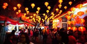 Año Nuevo chino en Chiang Mai
