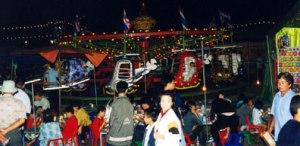 Atracciones de la Feria de Invierno de Chiang Mai