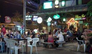 Bar en Chiang Mai