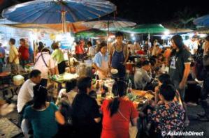 Comer en Chiang Mai