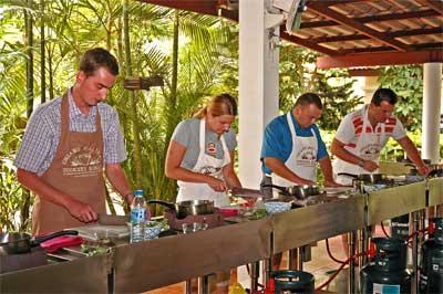 Curso de cocina tailandesa en Chiang Mai