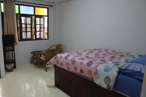 Hotel de clase media en Chiang Mai