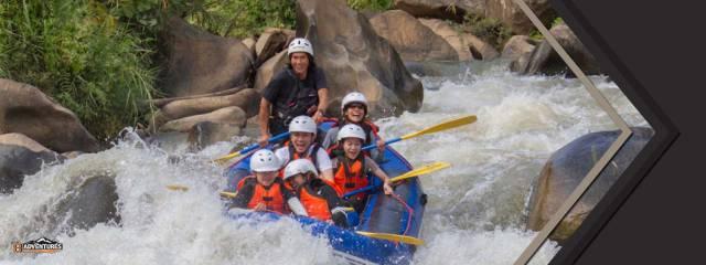 Rafting en Chiang Mai