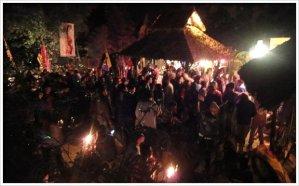 Noche de fiesta en Pai