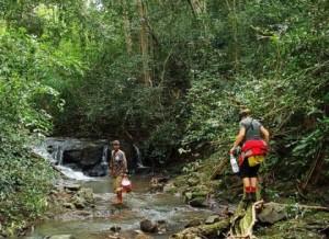 Trekking en Pai